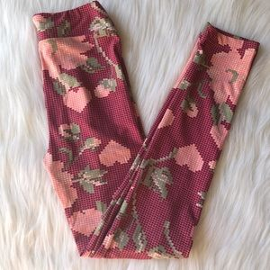 LulaRoe girl leggings